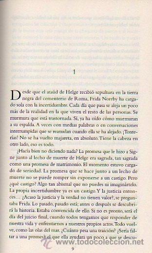 Libros de segunda mano: HABLARÉ CUANDO ESTÉ MUERTO - ANNA JANSSON. DEBOLSILLO, 2011 - Foto 2 - 47607896