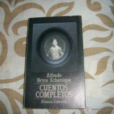 Libros de segunda mano: CUENTOS COMPLETOS. Lote 47659587