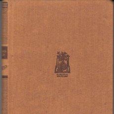 Libros de segunda mano: LIBRO - DIARIO DE KATHERINE MANSFIELD EDITOR JOSE JANÉS AÑO 1948. Lote 47685177
