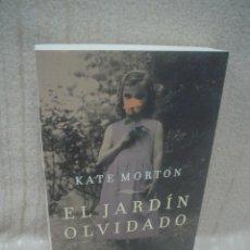 Libros de segunda mano: KATE MORTON: EL JARDÍN OLVIDADO. Lote 47846282