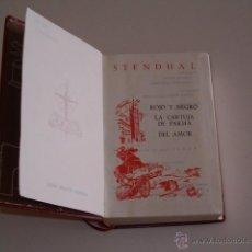 Libros de segunda mano: STENDHAL. OBRAS INMORTALES. RM68343.. Lote 242840615