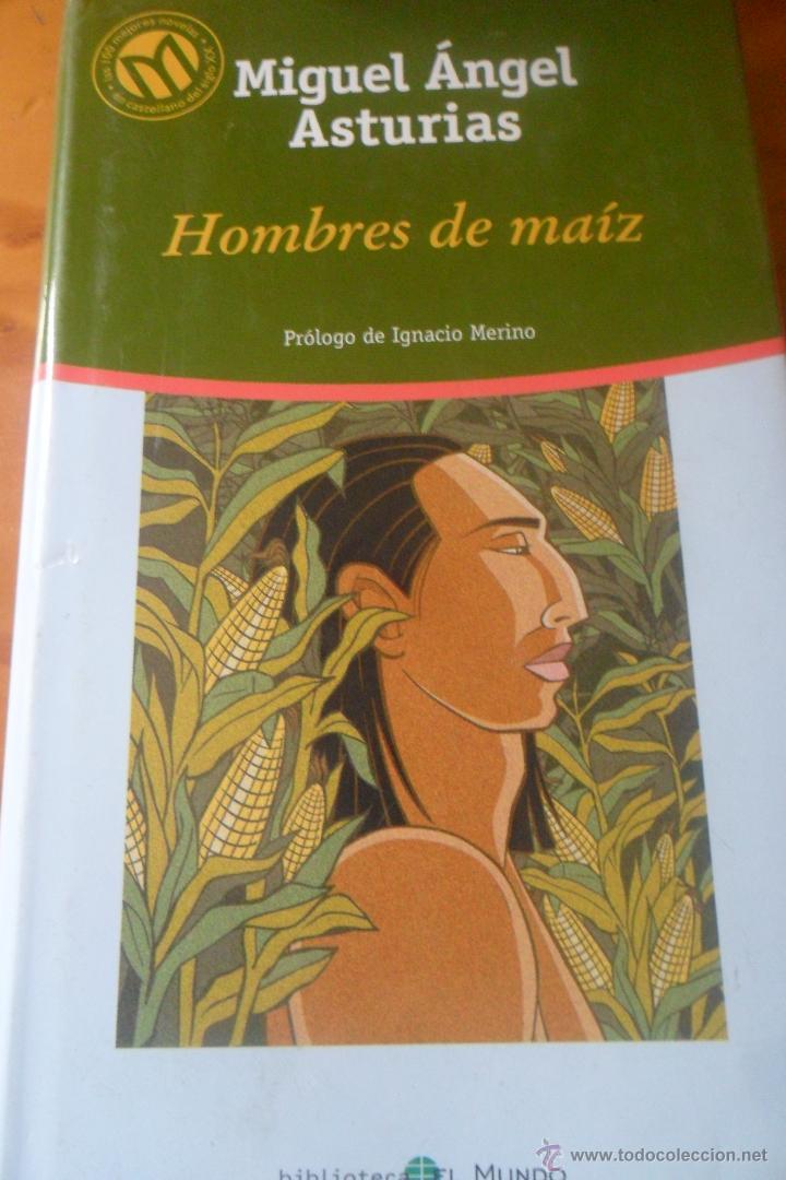 Hombres de maiz miguel angel asturias las m comprar en todocoleccion 48155704 - Libreria segunda mano online ...