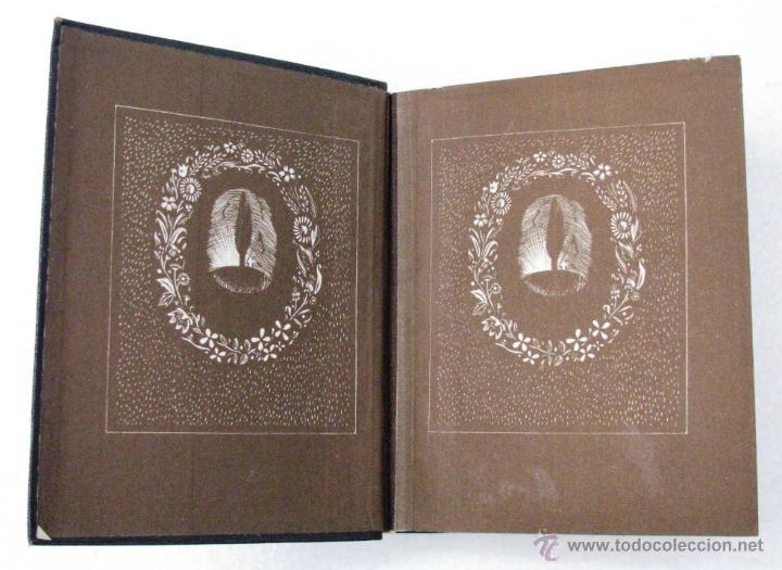 Libros de segunda mano: AMADO NERVO OBRAS COMPLETAS EN 2 TOMOS OBRAS ETERNAS 1ra EDICION ED AGUILAR MADRID AÑOS 1951 1952 - Foto 7 - 237002095