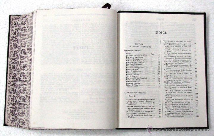 Libros de segunda mano: AMADO NERVO OBRAS COMPLETAS EN 2 TOMOS OBRAS ETERNAS 1ra EDICION ED AGUILAR MADRID AÑOS 1951 1952 - Foto 21 - 237002095