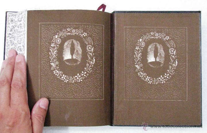 Libros de segunda mano: AMADO NERVO OBRAS COMPLETAS EN 2 TOMOS OBRAS ETERNAS 1ra EDICION ED AGUILAR MADRID AÑOS 1951 1952 - Foto 22 - 237002095