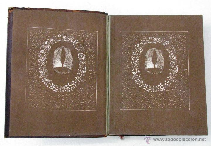 Libros de segunda mano: AMADO NERVO OBRAS COMPLETAS EN 2 TOMOS OBRAS ETERNAS 1ra EDICION ED AGUILAR MADRID AÑOS 1951 1952 - Foto 29 - 237002095