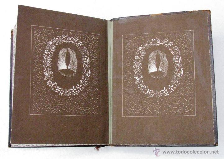 Libros de segunda mano: AMADO NERVO OBRAS COMPLETAS EN 2 TOMOS OBRAS ETERNAS 1ra EDICION ED AGUILAR MADRID AÑOS 1951 1952 - Foto 41 - 237002095