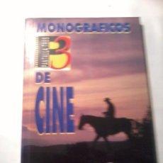 Livres d'occasion: MONOGRÁFICOS DE CINE, MITOS DEL OESTE. EST12B6. Lote 48404606