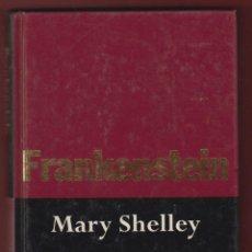 Libros de segunda mano: FRANKENSTEIN-MARY SHELLEY-NOVELA DE CINE-EDICIONES ORBIS-1995-BARCELONA-LL439. Lote 48448574