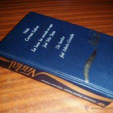 Libros de segunda mano: TOMO Nº 1 DE COL. PREMIO NADAL: CARMEN LAFORET / JOSÉ FELIX TAPIA / JOSÉ MARIA GIRONELL (1ª ED 1969). Lote 48437079