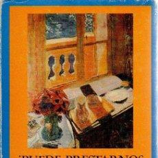 Libros de segunda mano: ¿PUEDE PRESTARNOS A SU MARIDO? Y OTRAS COMEDIAS DE LA VIDA SEXUAL. GRAHAM GREENE. EDHASA, 1986. Lote 48553189