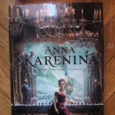 Libros de segunda mano: ANNA KARENINA EL AMOR TIENE UN PORQUE LEON TOLSTOY . Lote 48637509