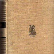 Libros de segunda mano: LA MONTAÑA MÁGICA - THOMASS MANN PREMIO NOBEL 1929 - JOSÉ JANÉS EDITOR - TAPA DURA - AÑO 1947. Lote 48654448