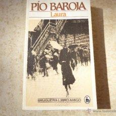 Libros de segunda mano: LAURA. PÍO BAROJA. Lote 48654958