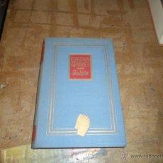 Libros de segunda mano: HONORATO DE BALZAC, EUGENIA GRANDET, AHR, 1955. Lote 48659386