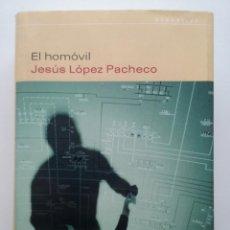 Libros de segunda mano: EL HOMOVIL O LA DESORBITACION.LIBRO DE MAQUINERIAS - JESUS LOPEZ PACHECO. Lote 48668313