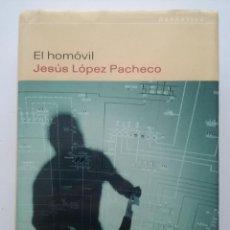 Libros de segunda mano: EL HOMOVIL O LA DESORBITACION. LIBRO DE MAQUINERIAS - JESUS LOPEZ PACHECO. Lote 48767689