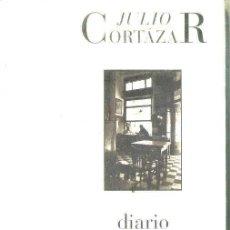 Libros de segunda mano: JULIO CORTÁZAR : DIARIO DE ANDRÉS FAVA (ALFAGUARA, 1995). Lote 48818697