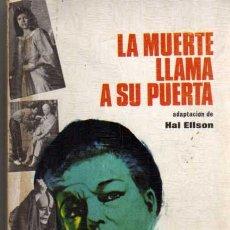 Libros de segunda mano: LA MUERTE LLAMA A SU PUERTA - CINE CLUB . Lote 49103786