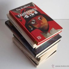 Libros de segunda mano: 8 LIBROS NOVELAS Y OTROS. VER LISTA E IMÁGENES. Lote 49188481