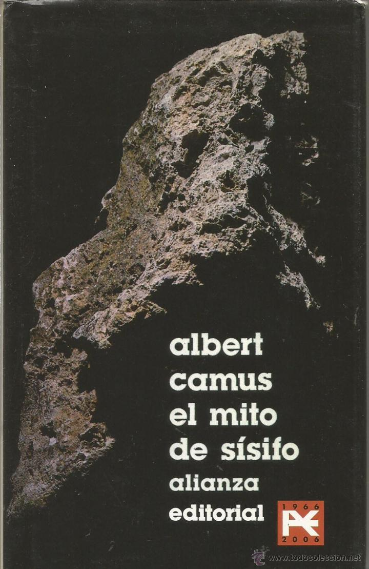 EL MITO DE SISIFO. ALIANZA EDITORIAL