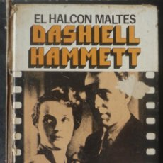 Libros de segunda mano: EL HALCON MALTES, DE DASHIELL HAMMETT - EL SUEÑO ETERNO, DE RAYMOND CHANDLER. Lote 49284456