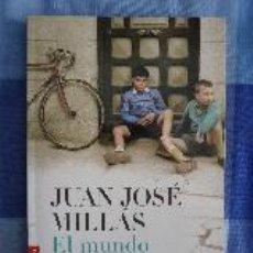 Libros de segunda mano: EL MUNDO. JUAN JOSÉ MILLÁS. PREMIO PLANETA 2007. PREMIO NACIONAL DE NARRATIVA 2008. Lote 49496907