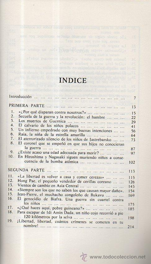 Libros de segunda mano: EL GRITO DE LOS NIÑOS - PETER TOWNSEND. ULTRAMAR EDITORES, 1980 - Foto 2 - 49541066
