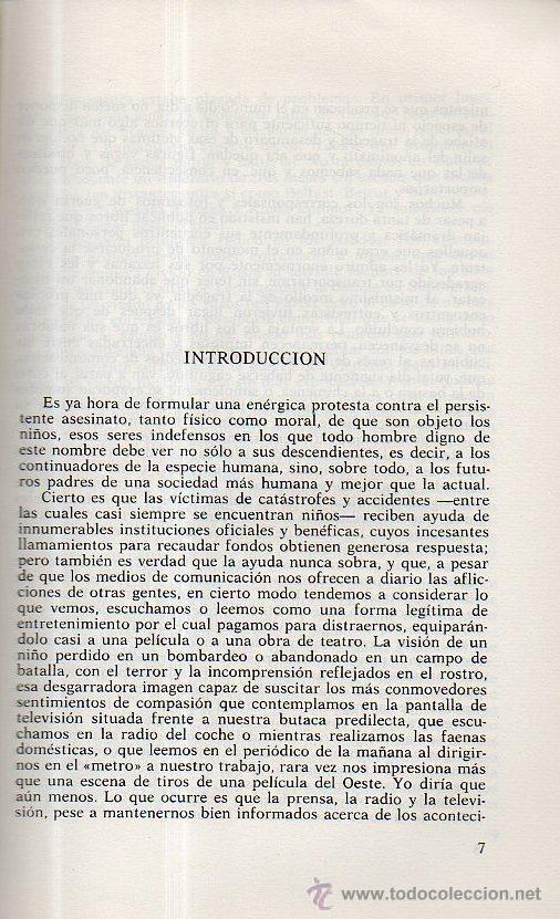 Libros de segunda mano: EL GRITO DE LOS NIÑOS - PETER TOWNSEND. ULTRAMAR EDITORES, 1980 - Foto 4 - 49541066
