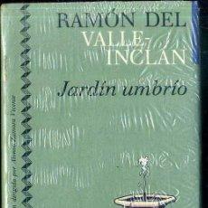 Libros de segunda mano: VALLE INCLÁN : JARDÍN UMBRÍO (ICÍRCULO, 1991) AÚN PRECINTADO. Lote 49545677