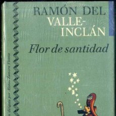 Libros de segunda mano: VALLE INCLÁN : FLOR DE SANTIDAD (ICÍRCULO, 1991) AÚN PRECINTADO. Lote 49545770