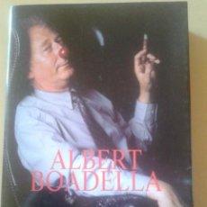 Libros de segunda mano: MEMÒRIES D'UN BUFÓ - ALBERT BOADELLA - 1ª EDICIÓ (EN CATALÀ). Lote 49581597