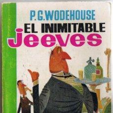 Libros de segunda mano: EL INIMITABLE JEEVES - WODEHOUSE - 1960. Lote 49680484