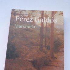 Libros de segunda mano: LIBRO Nº 644 - MARIANELA - BENITO PEREZ GALDOS. Lote 49743869