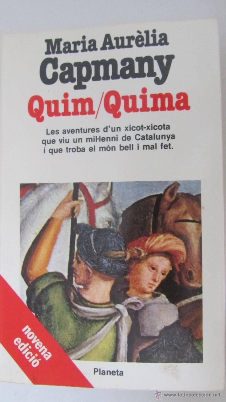 Resultat d'imatges de Quim quima