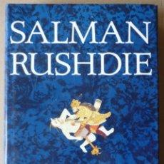 Libros de segunda mano: LOS VERSOS SATANICOS - DE SALMAN RUSHDIE. Lote 49767114