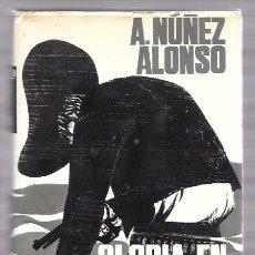 Libros de segunda mano: GLORIA EN SUBASTA. ALEJANDRO NÚÑEZ ALONSO. EDITORIAL PLANETA. BARCELONA, 1969. Lote 49918412