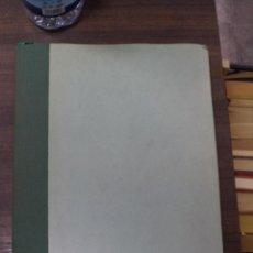 Libros de segunda mano: LIBRO EN BRAILLE. LA PESTE. ALBERT CAMUS. 1979. Lote 50097217