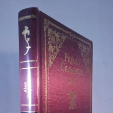 Libros de segunda mano: PREMIO CERVANTES 1977. RELATOS. ALEJO CARPENTIER. EDICIÓN DE LUJO. NUEVO. Lote 50105132