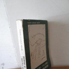 Libros de segunda mano: LA CULTURA ITALIANA EN MIGUEL DE UNAMUNO. VICENTE GONZALEZ MARTIN.DEDICADO POR AUTOR A CESARE KAJON. Lote 50130959
