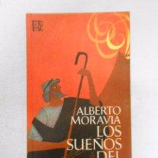Libros de segunda mano: LOS SUEÑOS DEL HARAGÁN. - MORAVIA, ALBERTO. TDK244. Lote 50230162
