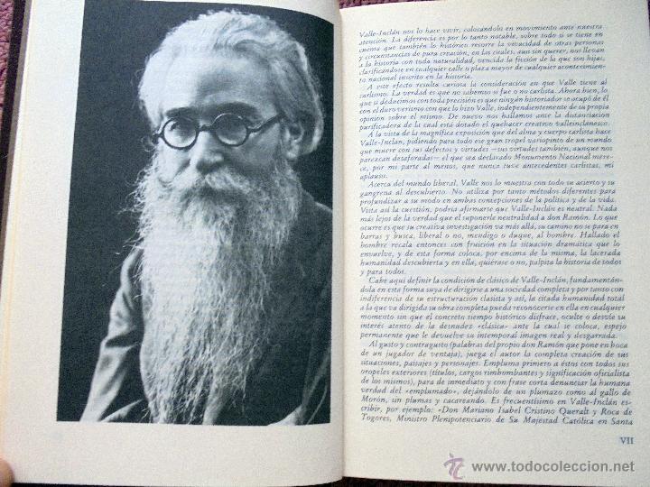 Libros de segunda mano: DEL VALLE-INCLAN, RAMON: OBRAS SELECTAS - Foto 3 - 50259188