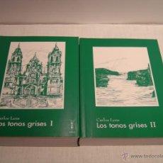 Libros de segunda mano: LOS TONOS GRISES - CARLOS LENS - AEFLA COLECCIÓN PHARMA-KI. Lote 50268870
