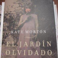 Libros de segunda mano: KATE MORTON EL JARDIN OLVIDADO. Lote 50298722
