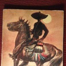 Libros de segunda mano: 1 NOVELA DE EL COYOTE ** LA VUELTA DEL COYOTE ** Nº 2 - AÑO 1961 - POR J. MALLORQUI - JANO. Lote 50332153