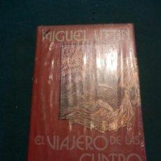 Livros em segunda mão: EL VIAJERO DE LAS CUATRO ESTACIONES - LIBRO DE MIGUEL LITTIN - TAPA DURA (PRECINTADO). Lote 249340710