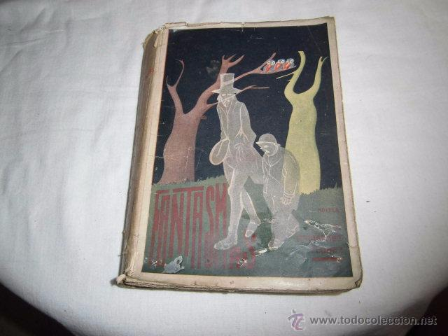 FANTASMAS W.FERNANDEZ-FLOREZ.LIBRERIA GENERAL ZARAGOZA 1938 (Libros de Segunda Mano (posteriores a 1936) - Literatura - Narrativa - Otros)