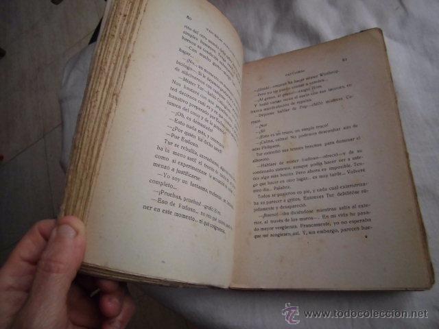 Libros de segunda mano: FANTASMAS W.FERNANDEZ-FLOREZ.LIBRERIA GENERAL ZARAGOZA 1938 - Foto 4 - 50583750