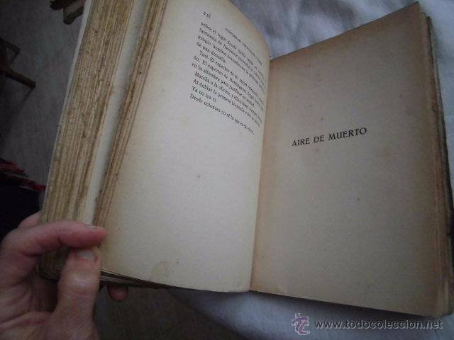 Libros de segunda mano: FANTASMAS W.FERNANDEZ-FLOREZ.LIBRERIA GENERAL ZARAGOZA 1938 - Foto 6 - 50583750