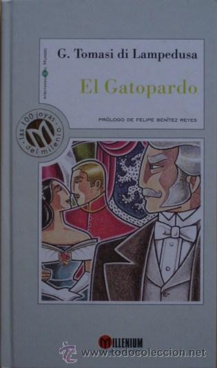 EL GATOPARDO/G. TOMASI DI LAMPEDUSA (Libros de Segunda Mano (posteriores a 1936) - Literatura - Narrativa - Otros)